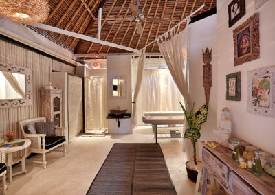 White Bamboo Spa